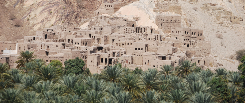 A Visit to Oman